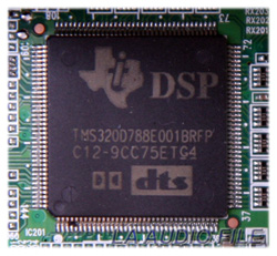Dual DSP Chips