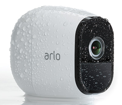 Product Review Arlo Pro Smart Security System With 2