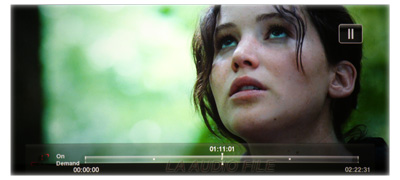 Hunger Games VOD