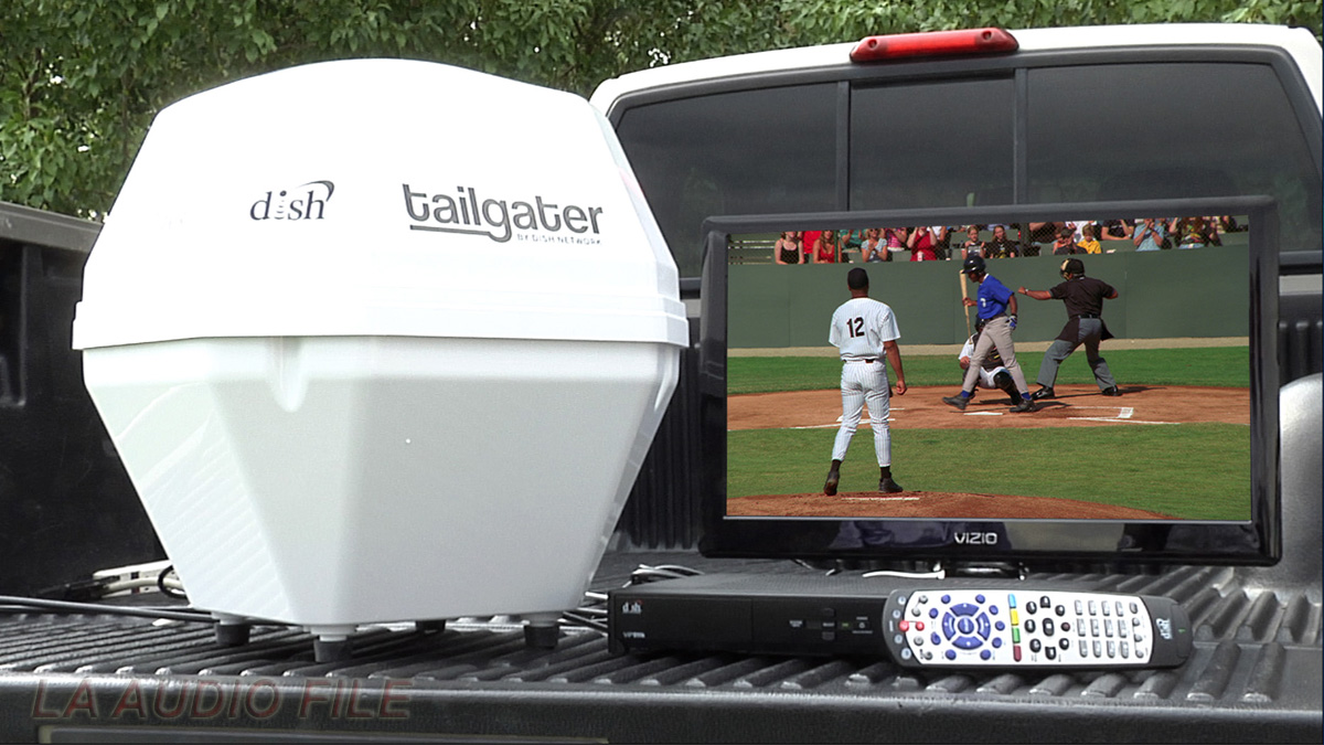 Product review dish network tailgater portable hdtv system