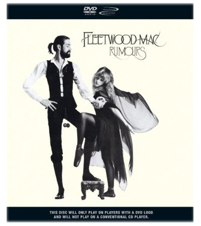 Fleetwood Mac Rumours - DVD Audio