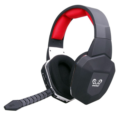 Hamswan 2.4GHz Wireless Gaming Headset