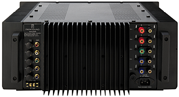 Product Review - Parasound HCA-2205AT THX-Ultra Power Amplifier
