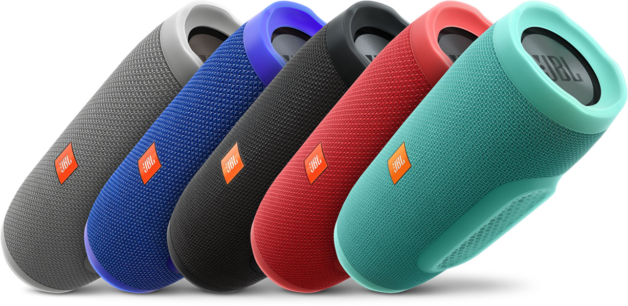 Product Review - JBL Bluetooth Speakers Charge 3, Pulse 2