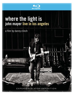 John Mayer- Live on Blu-ray