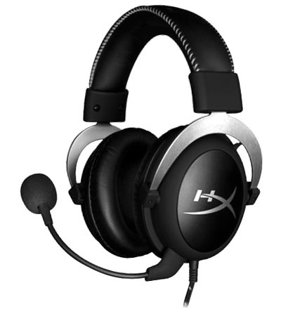HyperX CloudX Gaming  Headphones