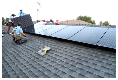 LA Solar Group - 7.5kW Solar Installation