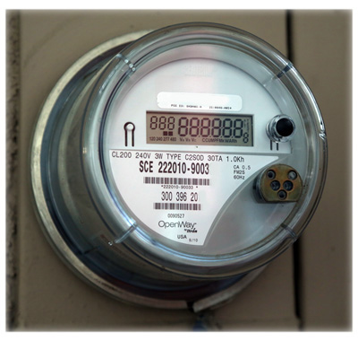Warning To SCE Customers with Wireless Utility Meters ...