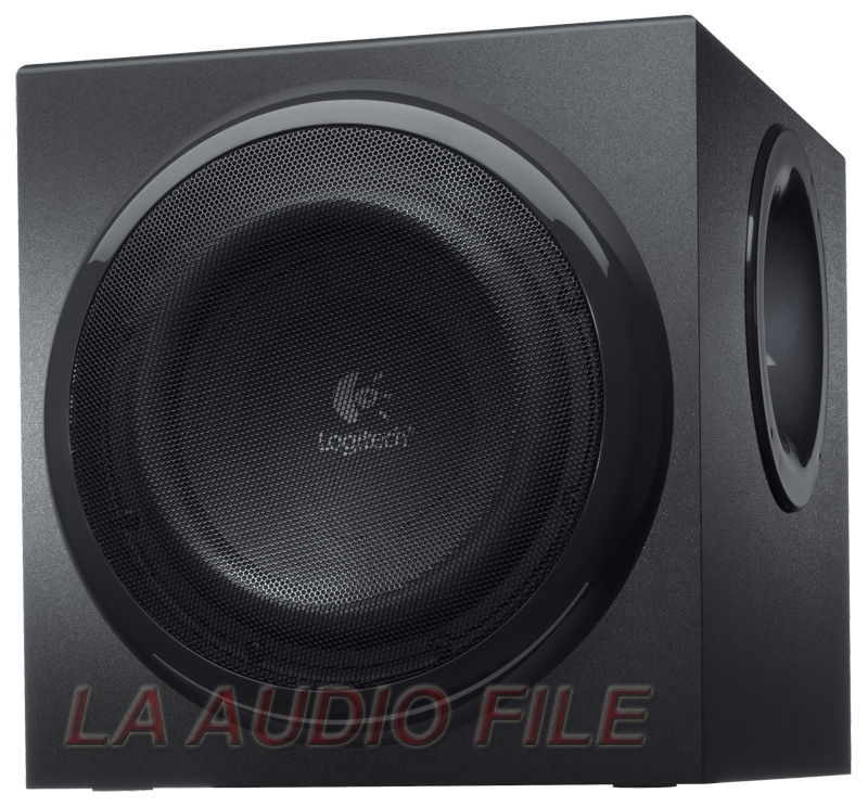 Product Review Logitech 174 Z906 Thx 5 1 Speaker System