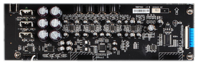 OPPO BDP-103 Audio Board