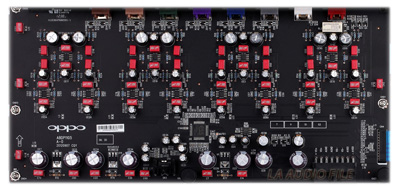 OPPO BDP-105 Audio Board