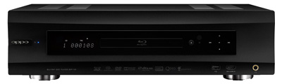 Oppo BDP-105 Universal Audiophile Blu-ray Player