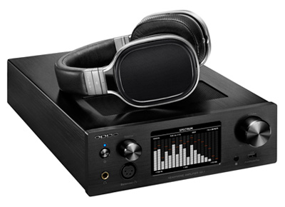 OPPO PM-1 Headphones and HA-1 Amplifier