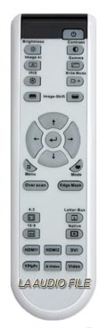 Optoma HD806 Remote