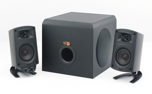 Product Review Klipsch Promedia 2 1 Speaker System