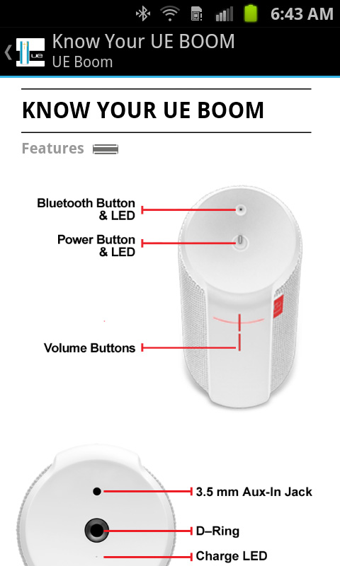 Product Review - Logitech UE Boom Speaker Review